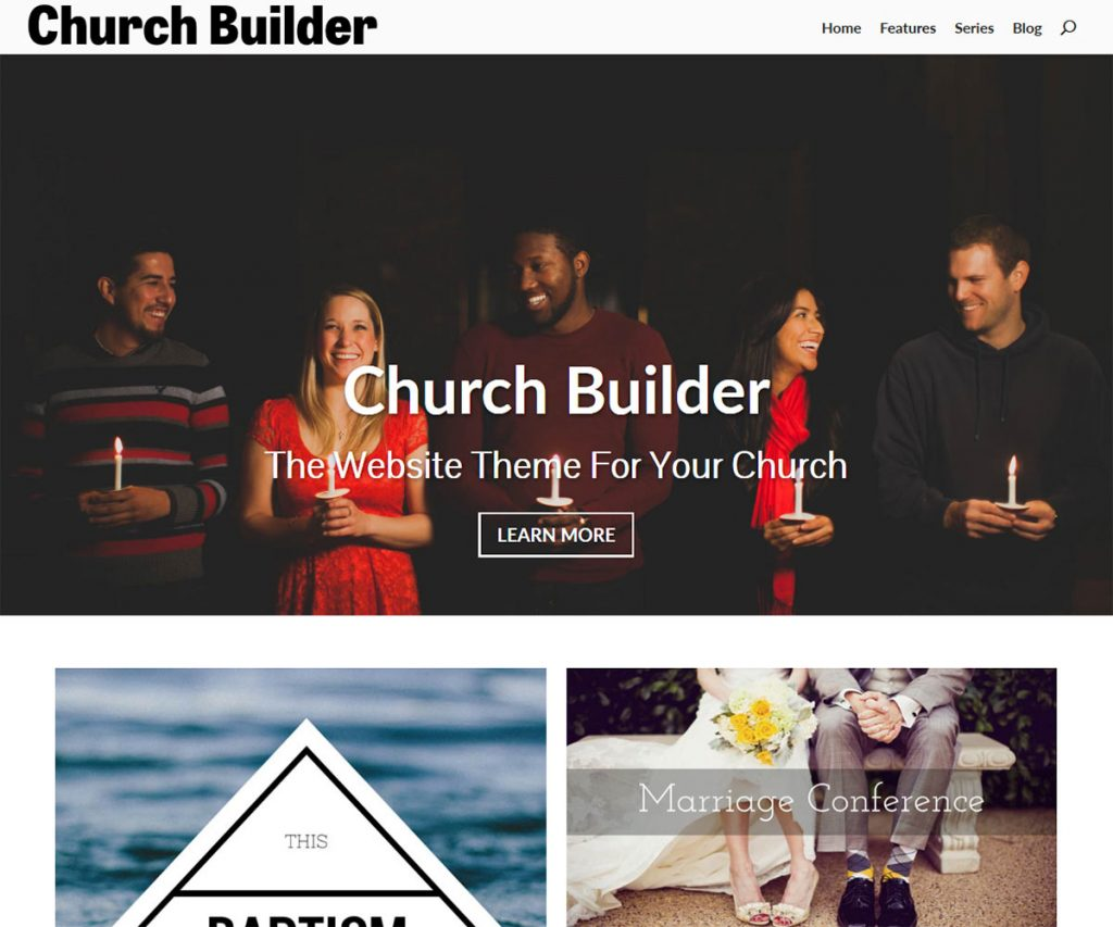 Church Builder