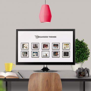 Choose theme desk