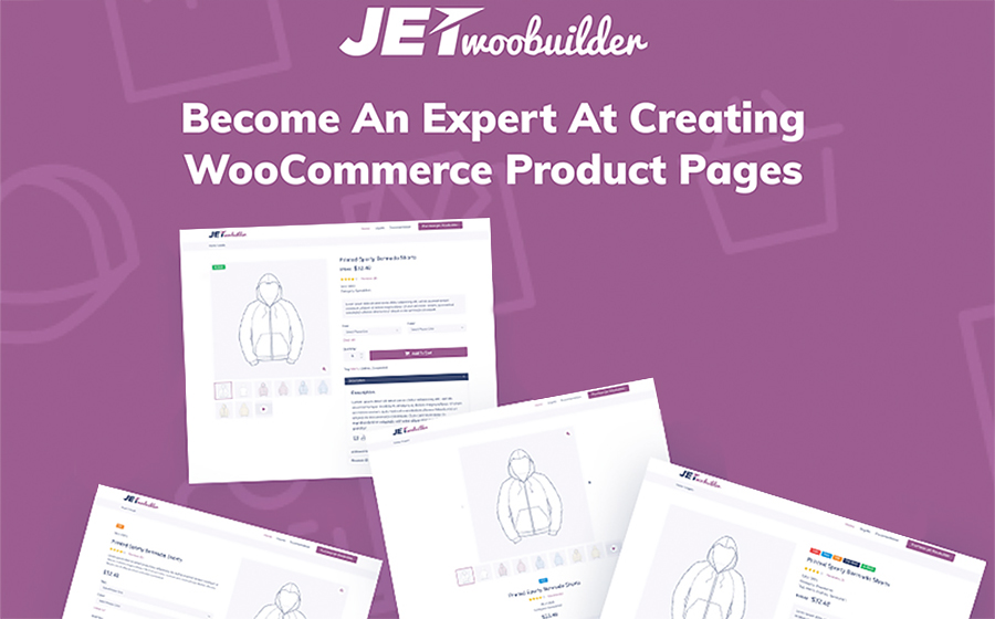 JetWooBuilder - WooCommerce Page Builder Addon for Elementor WordPress Plugin