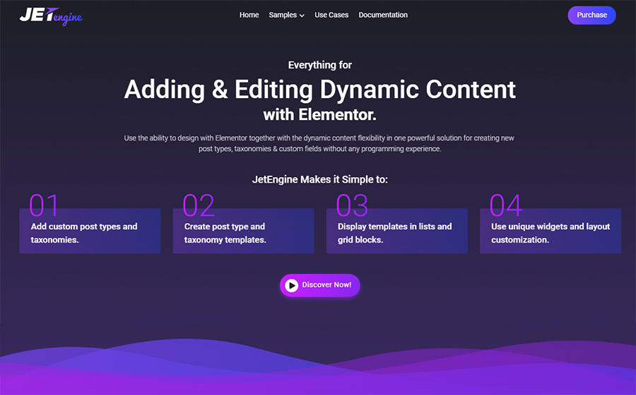 JetEngine - Adding & Editing Dynamic Content with Elementor WordPress Plugin