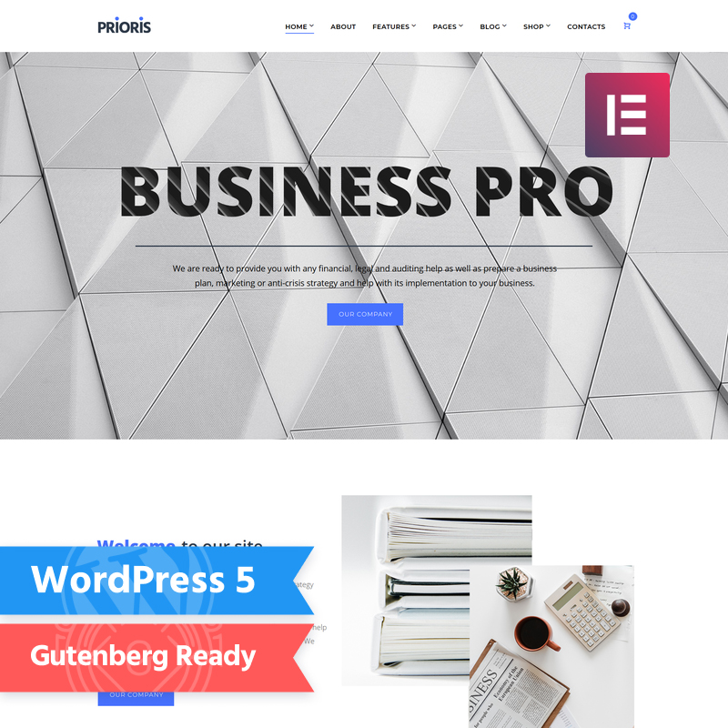 11 Best WordPress Themes You'll Want to Use for Your Startup